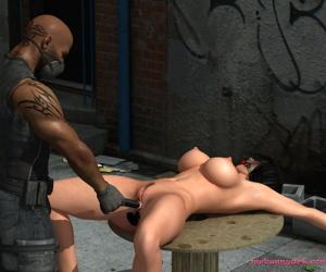 Wonder Chick VS Cain - part 2