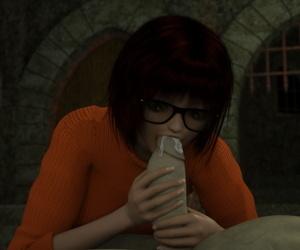 Velma Halloween
