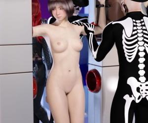 潜入機械姦~ナナの受難 イメージ画像 (囚われの美女