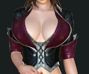 Diao Chan in Dynasty Warriors