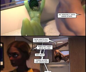 Sindy Anna Jones ~ One Human- Being. 02: Priority Green - part 2
