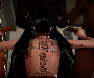 afago101 - DOA こころ:制服美少女 強・制・連・結 PART1 - part 2