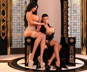 Lust Unleashed: Ascension Part 1