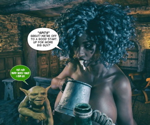 Tales of Hallow - Goblin Layer - part 2