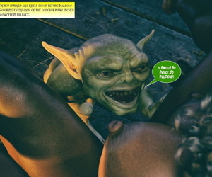 Tales of Hallow - Goblin Layer