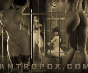 Antropox - The Clandestine Fun of Futanari 2