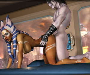 SWTOR: Ashara & Sith