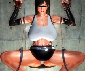 HoneySelect - Big unsightly suppliant vs Tifa