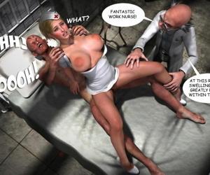 Hollys Freaky Meets - Night Shift Nurse - part 3