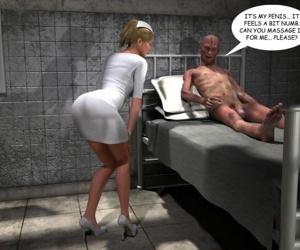 Hollys Bizarre Encounters - Night Shift Nurse