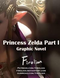 Princess Zelda 1-3