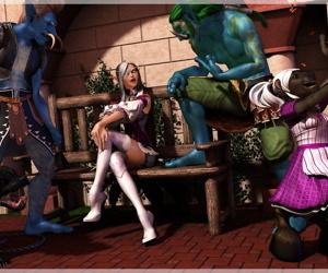 Warcraft - Belf & Trolls