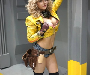 Cindy - Finishing-off touch Fantasy XV