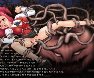 Shokushu ungenerous Mori - Injuu Ringo to Shichinin ungenerous Musume - part 2