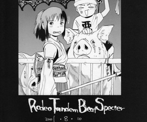 Rodeo Pair off Beat Specter - part 2