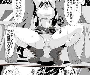 Tifa VS Saimin Oji-san