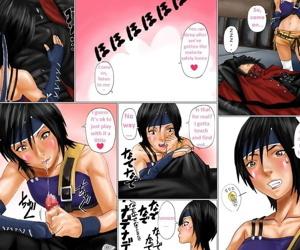 Denaku Naru made Yuffie ni Dashita - Cummed At hand Yuffie Till I Ran Revel in Semen