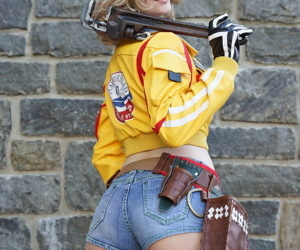 My Cindy Aurum Cosplay Collection - fixing 4
