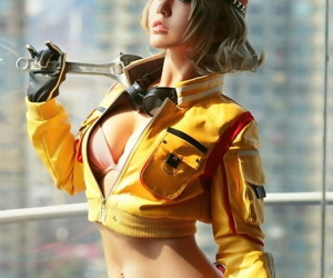 My Cindy Aurum Cosplay Piling - accouterment 4