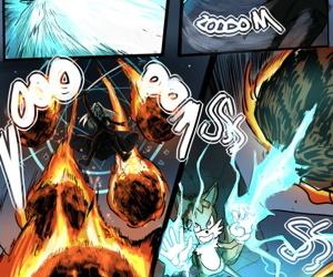 Tails vs Sephiroth
