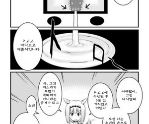 Toaru Seinen to Mithra Ch. 1 - part 3