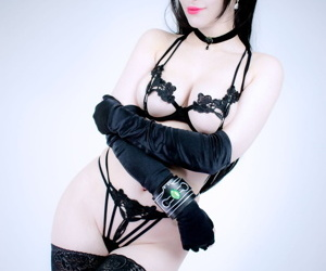 Yuzu Pyon - Tifa Lockhart Underwear - part 2