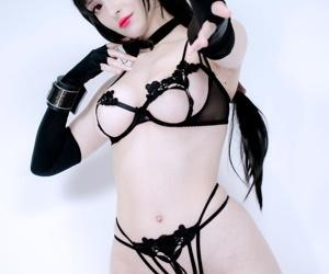 Yuzu Pyon - Tifa Lockhart Underclothing - part 3