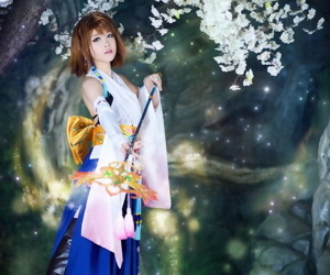 Spiral Cats Tomia as A Yuna