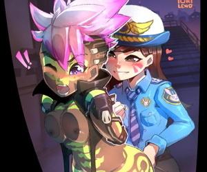 Arrested: Sombra x Dva