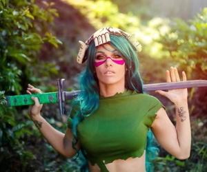 Cosplayer - Coralea Jade