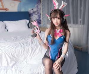 喵糖映画 - D·VA兔女郎