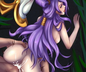 Artist - VelvetQueenH Patreon Exclusives and Commissions - part 4