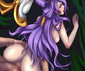 Conniver - VelvetQueenH Patreon Exclusives and Commissions - fixing 5