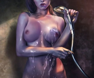 girls from video games - accoutrement 3