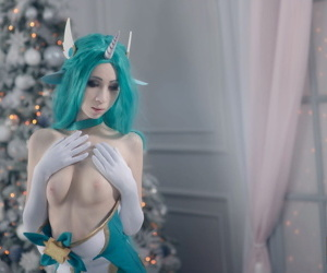 Star Guardian Soraka by Alina Latypova - part 2