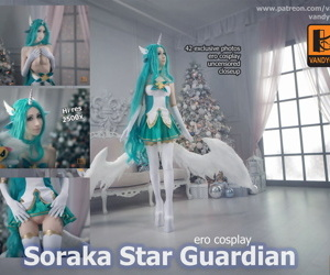 Star Guardian Soraka by Alina Latypova