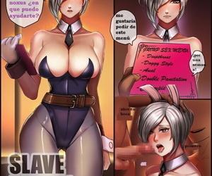 Slave Bunny Riven
