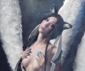 Ahri erocosplay for vipergirls.to - fidelity 2
