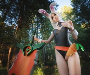 Manner Bunny Riven by Alina Latypova - fixing 2