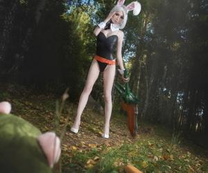 Battle Bunny Riven wits Alina Latypova - part 3