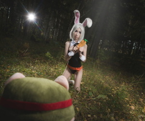 Battle Bunny Riven by Alina Latypova - part 4