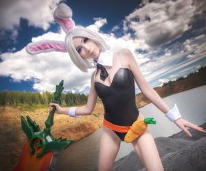 Battle Bunny Riven hard by Alina Latypova - fixing 5