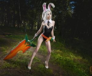 Strength Bunny Riven wide of Alina Latypova