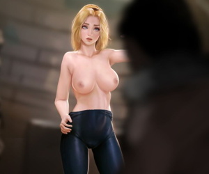 League NTR - Lux the woman of luminosity - part 4