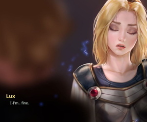 League NTR - Lux the lady of luminosity - part 7