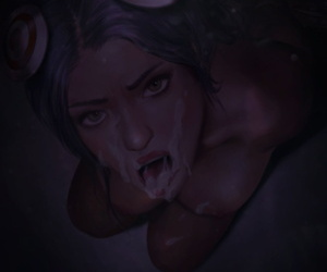 Irelia - The Prisoner - part 3