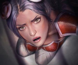 Irelia - The Prisoner