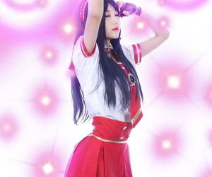 Lee Eun fighitng game cooky cosplay heaping up - fidelity 3