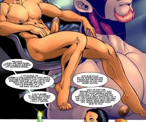 The Incredibly Hung Naked Justice 2 - part 2