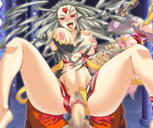 Crystal ja Terasenai - affixing 3